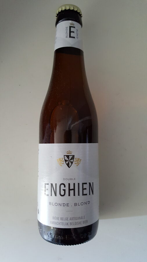 Double Enghien Blonde 33 cl