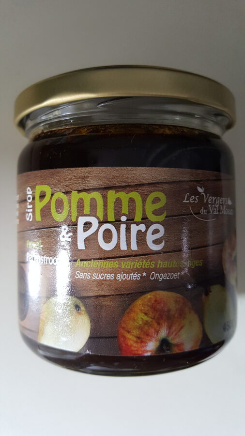 Sirop Pomme & Poire 450 g