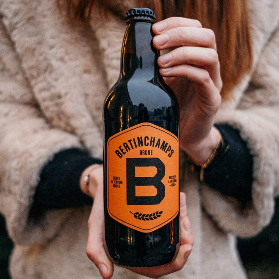 Bertinchamps Brune 50 cl