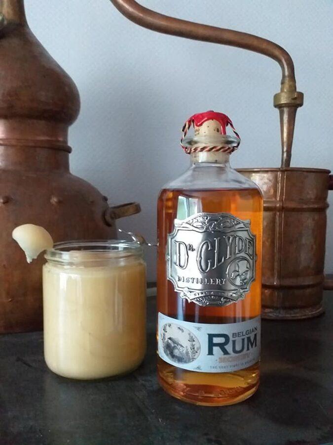 Belgian Rum Honey 50 cl