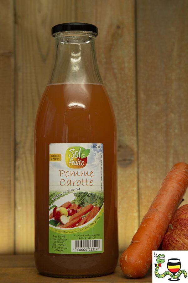 Jus pomme - carotte 1 l
