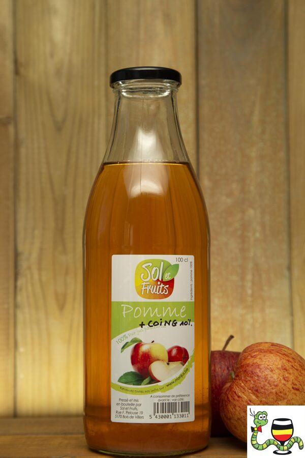 Jus pomme - coing 1 l