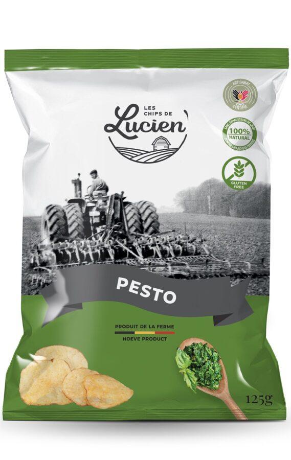 Chips Pesto 125 g