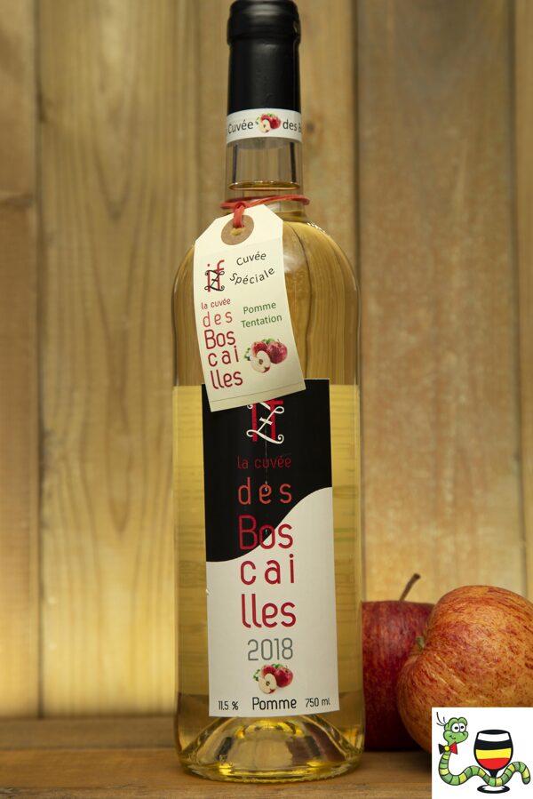 Vin de pomme 75 cl