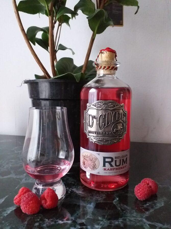 Belgian Rum Raspberry 50 cl