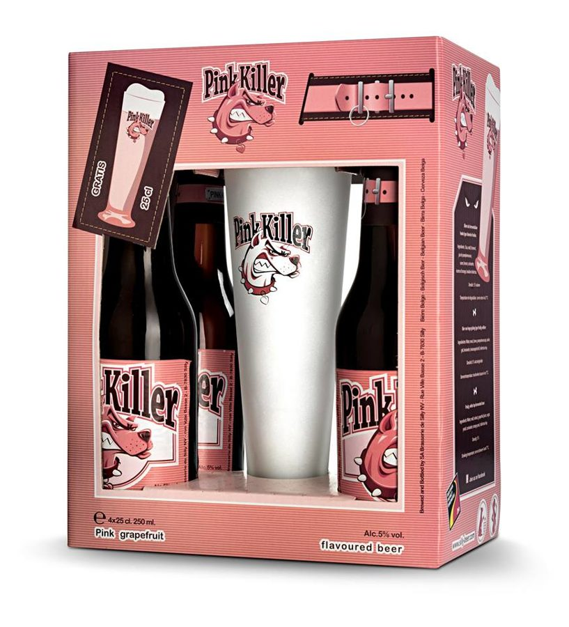 Coffret Silly Pink Killer
