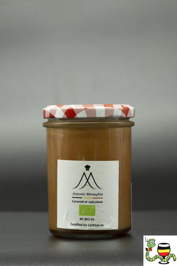 Caramel beurre salé spéculoos bio 225 g