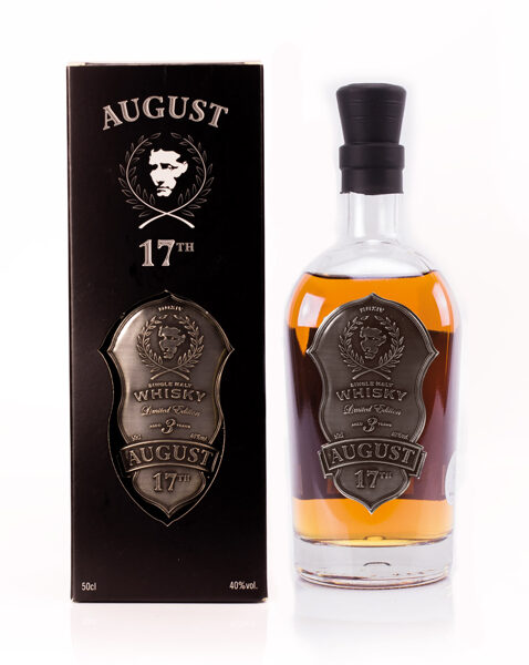 Whisky August 17th - 50 cl