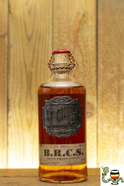 Belgian Rum Cask Strenght 50 cl