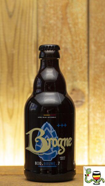Brogne Brune BIO 33 cl