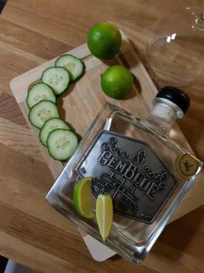 GemBlue Gin 70 cl