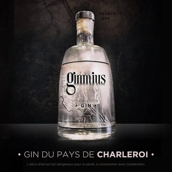 Gin Gimmius 70 cl