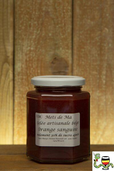 Confiture d'orange sanguine 280 g