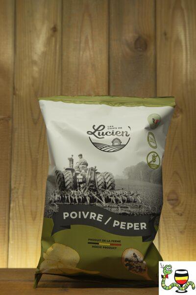 Chips Poivre 125 g