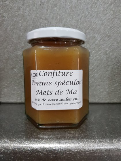 Confiture pomme - speculoos 280 g