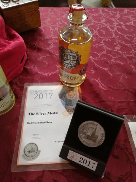 Belgian Rum Spiced 50 cl